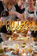 High Tea Workshop in Tilburg