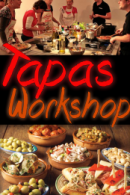 Tapas en Paëlla Workshop in Tilburg