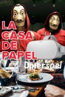 La Casa de Papel VR dinerspel Tilburg
